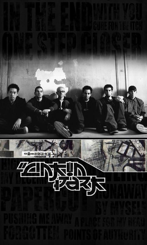 Linkin Park Wallpaper by ReDOmegaa on DeviantArt