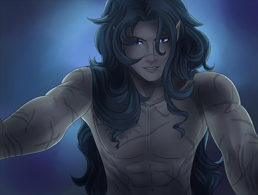 Beautiful Stranger by furesiya