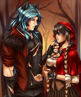 SoC: Hunter by furesiya