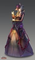 Anima: Pale Mage by furesiya