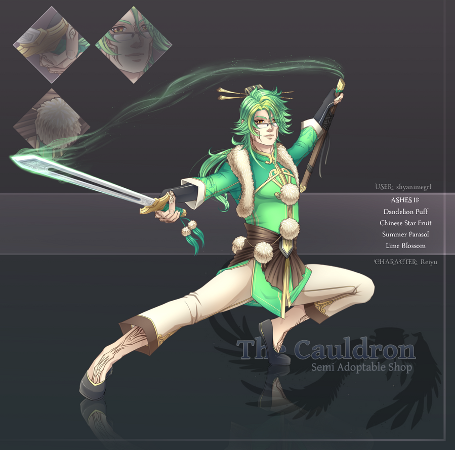 [The Cauldron] Summer Breeze- Stage 3 by furesiya