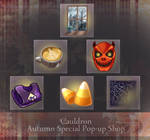 {OPEN}[The Cauldron]Autumn Limited Shop by furesiya