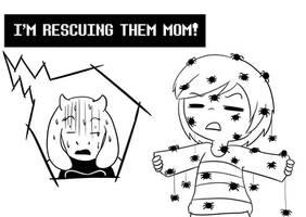 To the rescue! by TheNightmareGirls