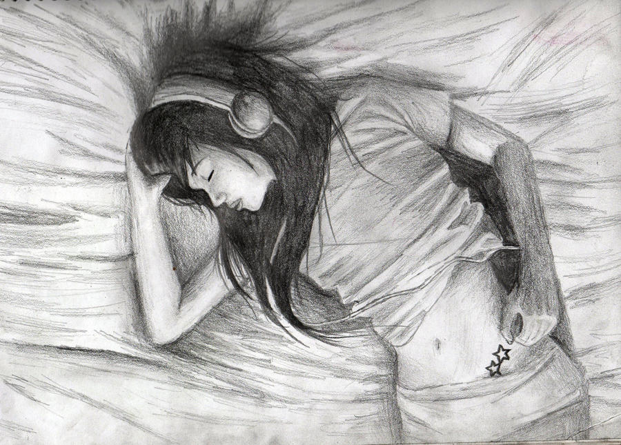 Music, send me to sleep.