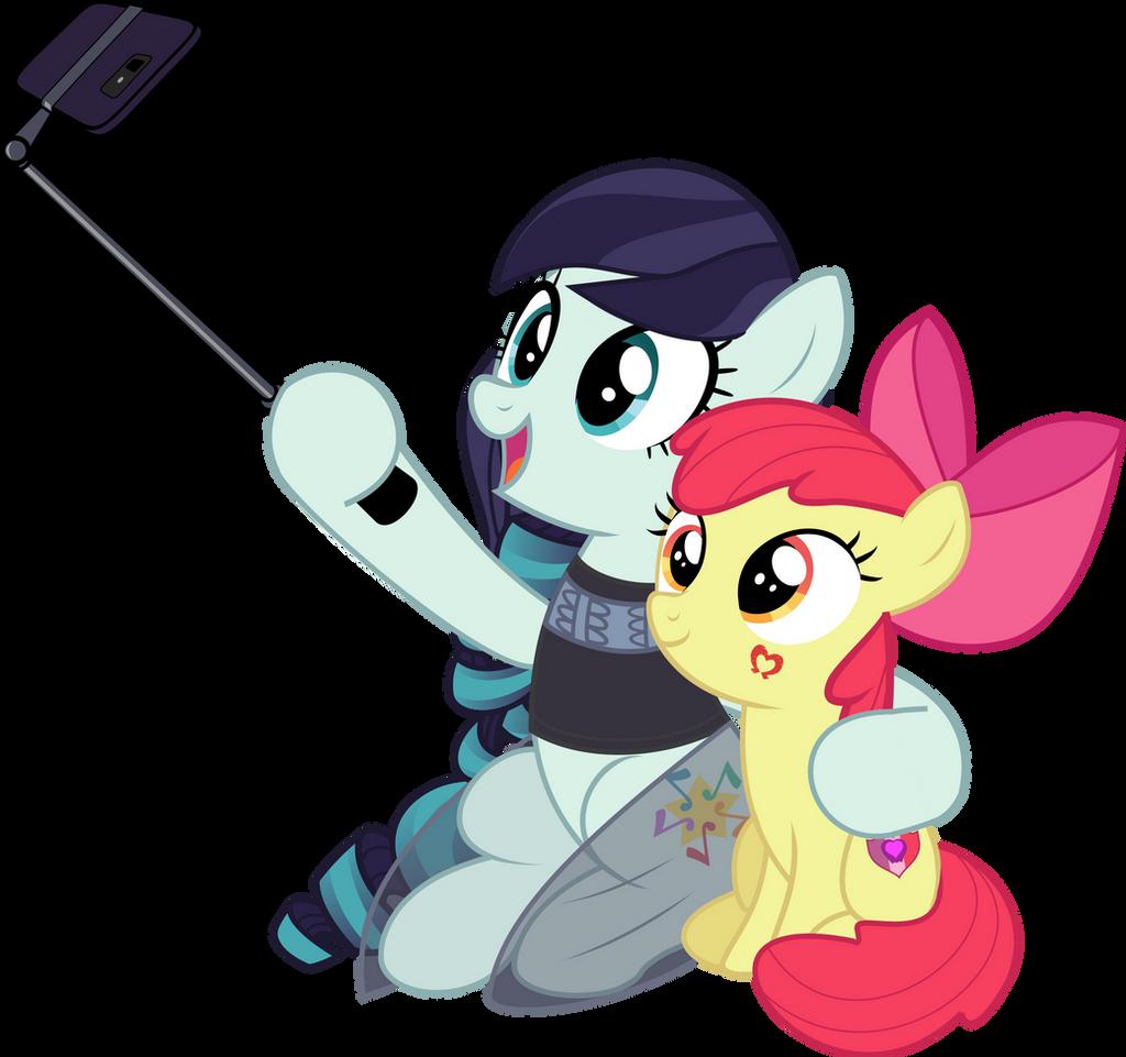 selfie with applebloom by jhayarr23 on deviantart rh deviantart com taking selfie clipart girl taking selfie clipart