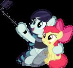 Selfie with Applebloom