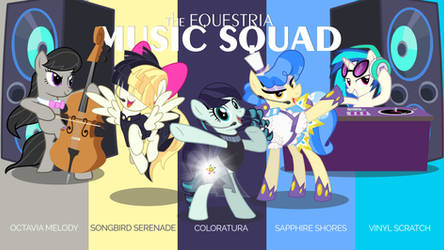 The Equestria Music Squad