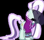 MLP Vector - Countess Coloratura #1