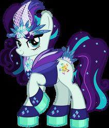 MLP Vector - Countess Coloratura #5 by jhayarr23