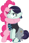 MLP Vector - Pinkie Pie and Coloratura