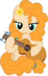MLP Vector - Pear Butter #4
