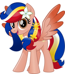 PH Bronies OC - Pearl Shine #7 (MLP Movie Style)