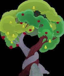 MLP Vector - Tree of True Love