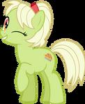 MLP Vector - Granny Smith (Apple Pie) #1