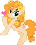 MLP Vector - Pear Butter #6