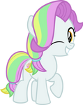MLP Vector - Coconut Cream
