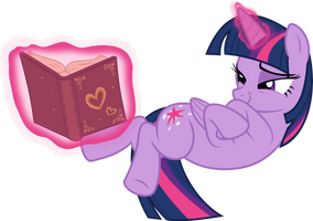 MLP Vector - Twilight Sparkle #2 by jhayarr23