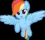 MLP Movie - Rainbow Dash
