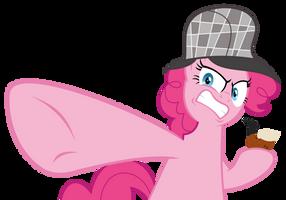 MLP Vector - Pinkie Pie #2