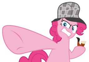 MLP Vector - Pinkie Pie #2 by jhayarr23