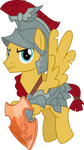 MLP Vector - Flash Magnus