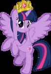MLP Vector - Twilight Sparkle #9