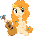 MLP Vector - Pear Butter #7