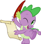 MLP Vector - Spike