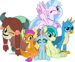 MLP Vector - The Young Six