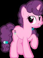 MLP Vector - Sugar Belle by jhayarr23