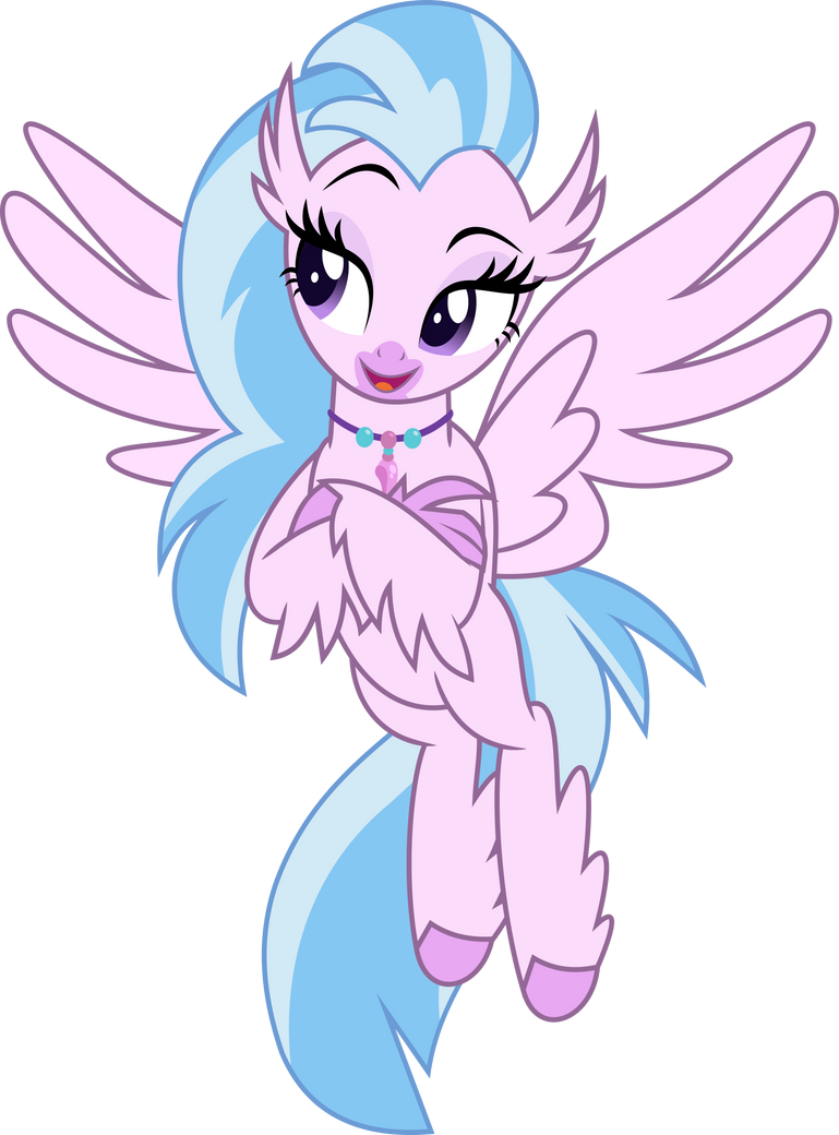 mlp_vector___silverstream_by_jhayarr23-d