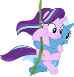 MLP Vector - Starlight and Trixie