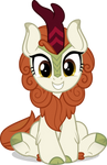 MLP Vector - Autumn Blaze #2