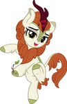MLP Vector - Autumn Blaze #4