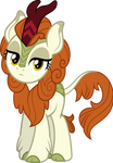 MLP Vector - Autumn Blaze #5