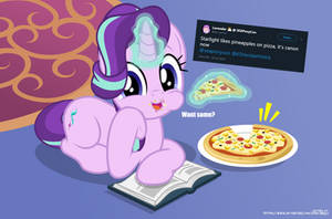 Pineapples on Pizza by jhayarr23