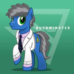 Gift - Buckminster by jhayarr23