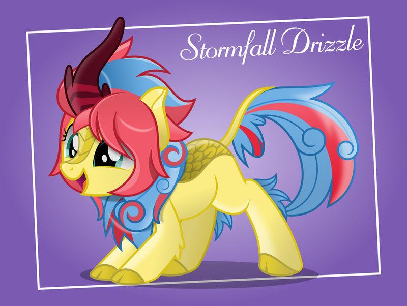 Comm: Kirin Stormfall Drizzle