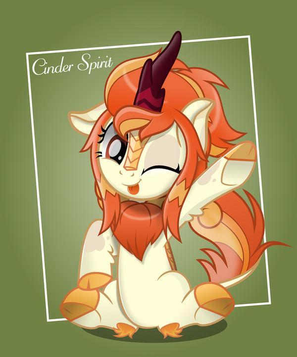 Comm: Cinder Spirit