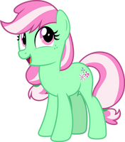 MLP Vector - Minty by jhayarr23