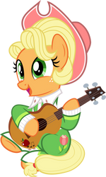 MLP Vector - Apple Chord by jhayarr23