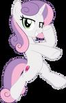 MLP Vector - Older Sweetie Belle