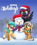 Comm: Happy Holidays