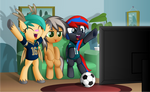 Comm: Football Cheer