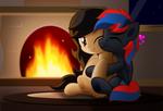 Comm: Warm Cuddle