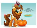 Comm: Pumpkin Breeze