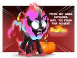 Comm: Angry Pumpkin Breeze