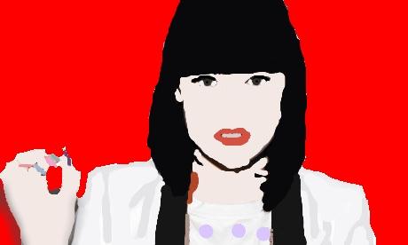 Jessie J Drawing by hollygleek
