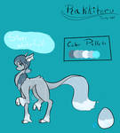 Mystery Egg Adopt 9: Silver Waterfall
