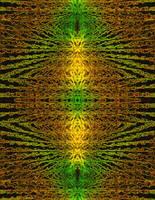 Green Yellow Enantiomorph Fade by StephenL